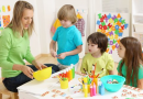 Etapas da Educação Infantil