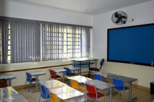 Sala de Aula Educação Infantil