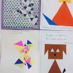 Mosaico Triangulos